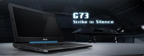 Asus G73JH