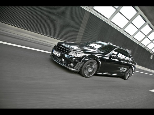 VATH Mercedes Benz 250 CGI 2010 Pictures Comments.
