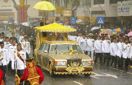 Egzotyczne Samochody Egzotycznego Sułtana Brunei Autokultpl