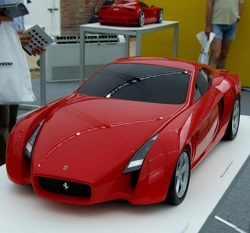 Najciekawsze Niezależne Koncepty Ferrari