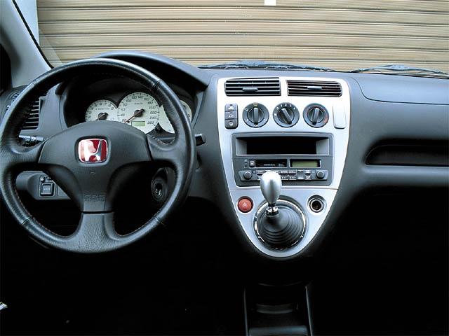 Z Drugiej R Ki Honda Civic Type R
