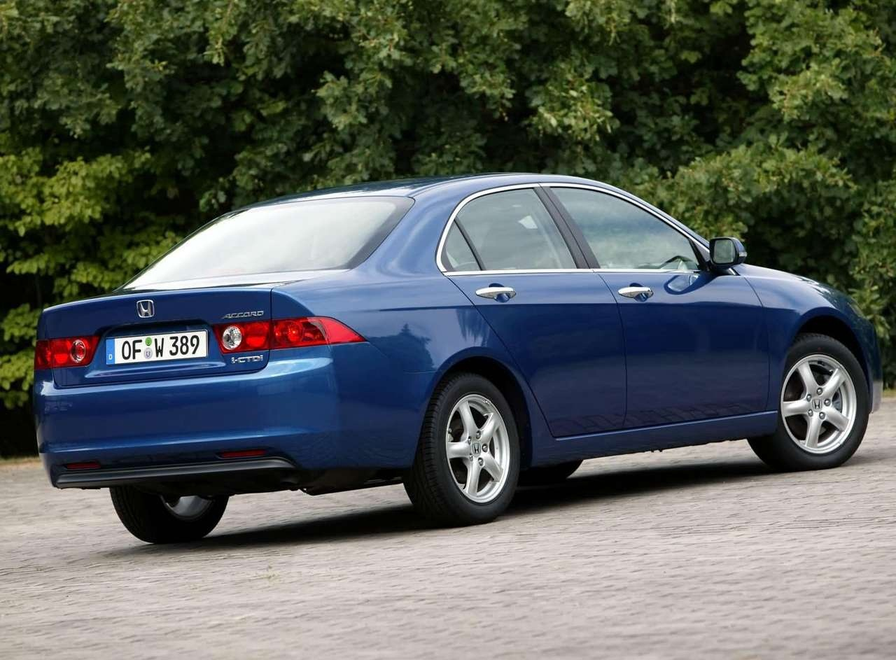 Awarie I Problemy Honda Accord Vii Autokult Pl