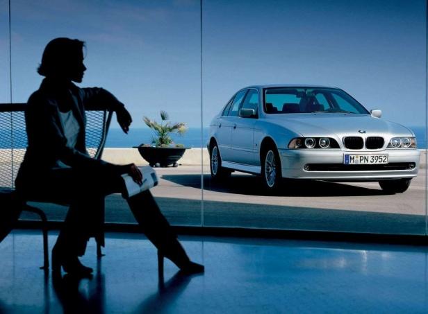 BMW 520i E39