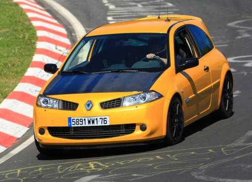 Renault Megane R26.R