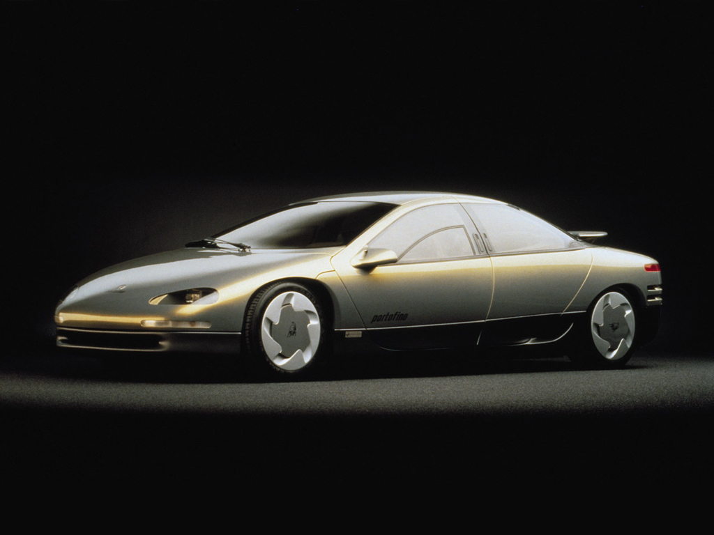 1987 Lamborghini Portofino [zapomniane koncepty] « AUTOKULT.pl