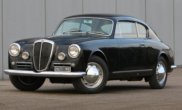 1950 Lancia Aurelia B10. Lancia Aurelia