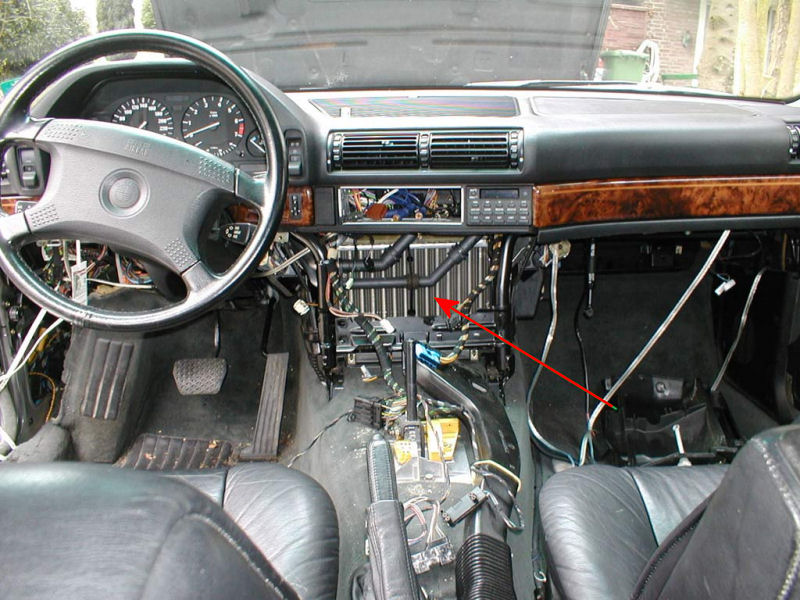 Nagrzewnica Samochod on 2003 Dodge Dakota Center Console