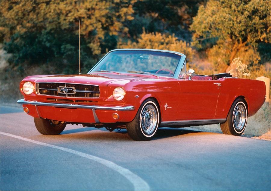 Ford Mustang 1964 1968 Z Drugiej Ręki Autokult Pl