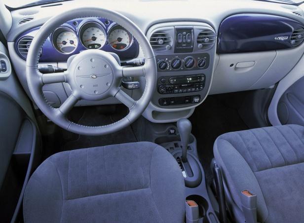 Chrysler PT Cruiser Wnętrze