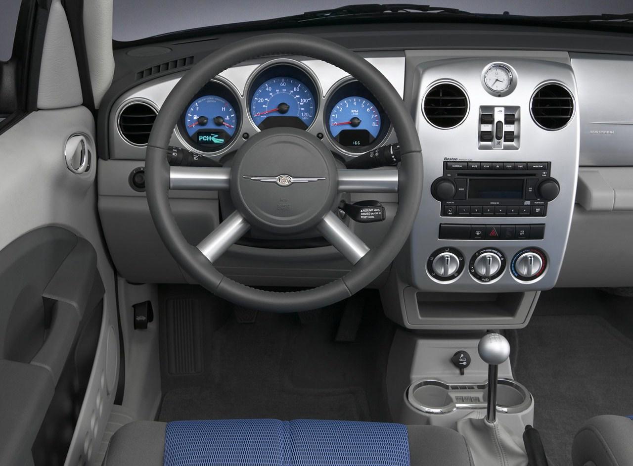 Chrysler Pt Cruiser Wn Trze Po Faceliftingu on 2001 Pt Cruiser