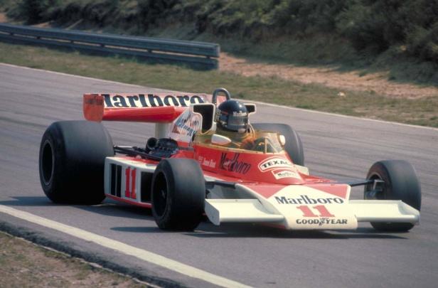 James Hunt 1976