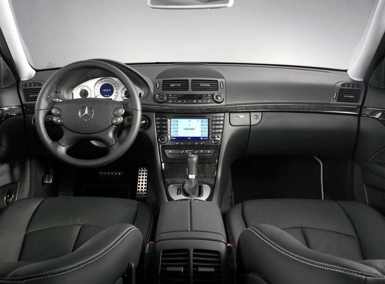 Mercedes klasy E W211 awarie i problemy
