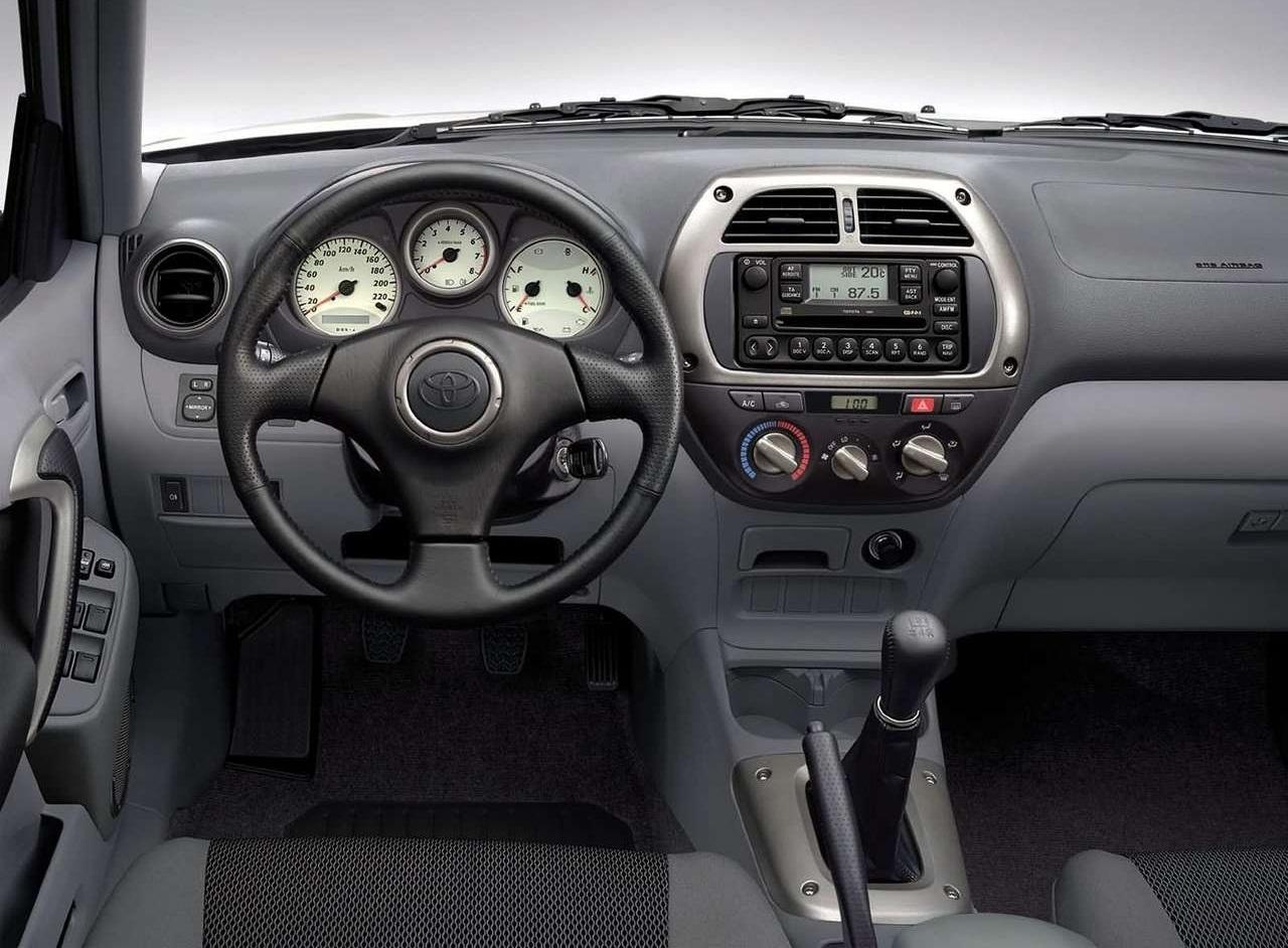 Toyota Rav4 Ii Awarie I Problemy Autokult Pl