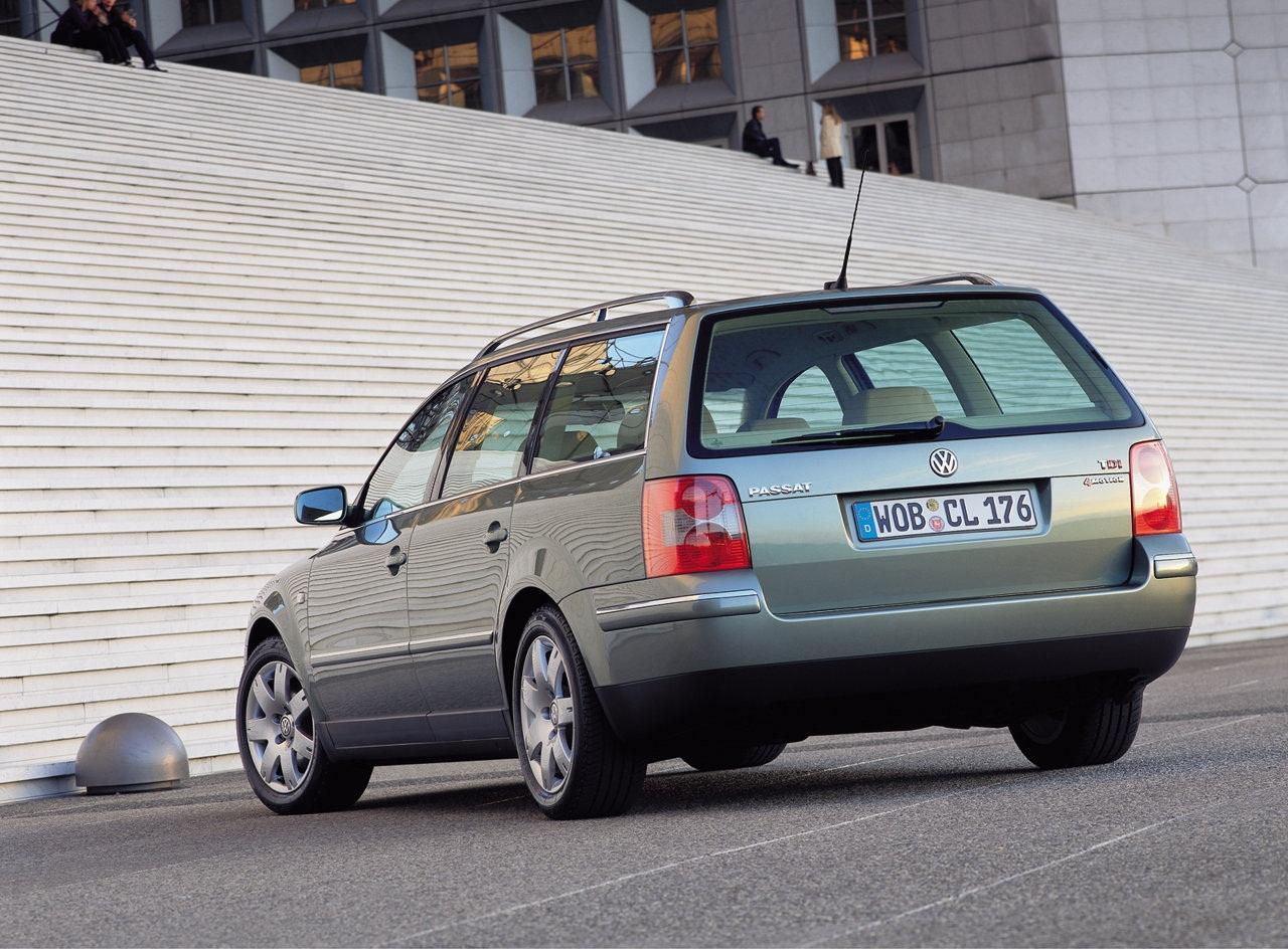 2000 Volkswagen Passat Variant