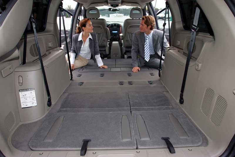 Najlepsze samochody dla studentów - Chrysler Grand Voyager ...
