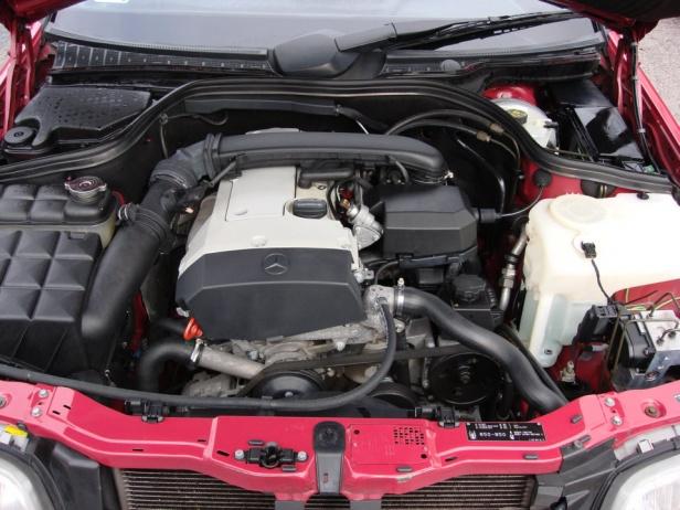 Mercedes klasy C W202 Silnik 2,0