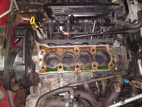 Rover 25 1.4 IL wadliwy silnik zserii K