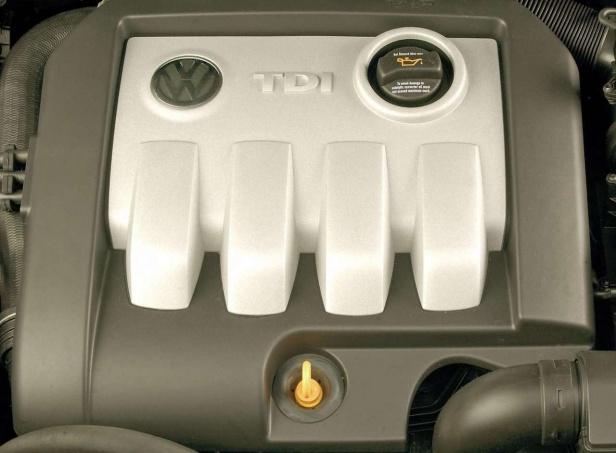 Wadliwy silnik VW 2.0 TDI