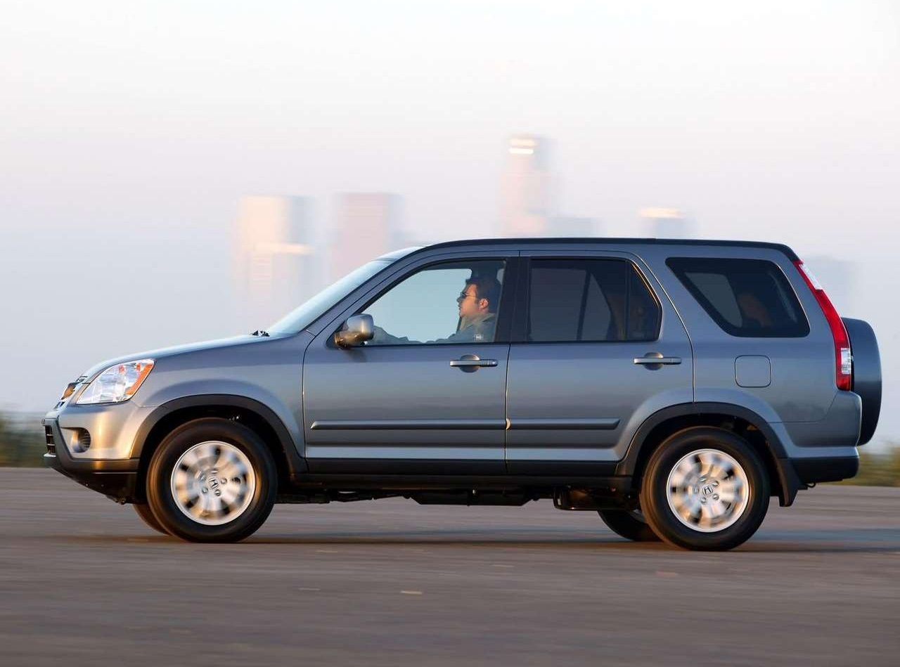 Honda Cr V Ii Awarie I Problemy Autokult Pl