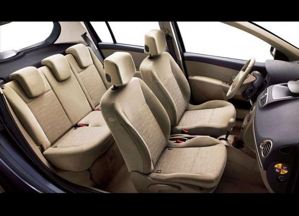 Renault Clio III Wnętrze
