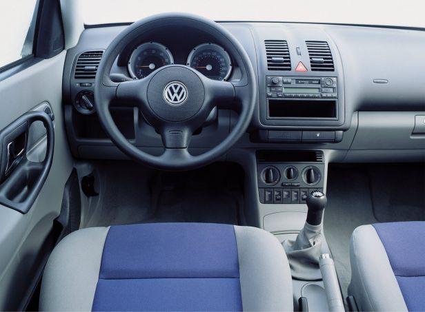 Volkswagen Polo III Wnętrze po liftingu