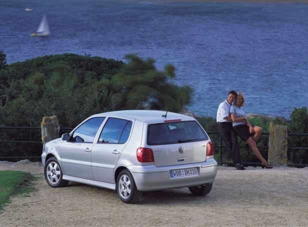 Volkswagen Polo III po faceliftingu