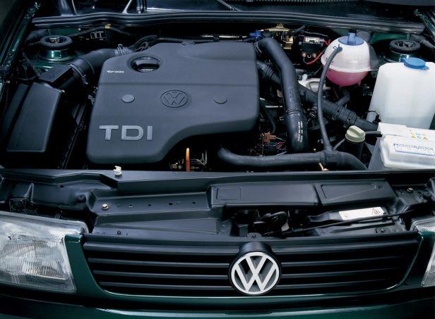 Volkswagen Polo III Silnik 1.9 TDI