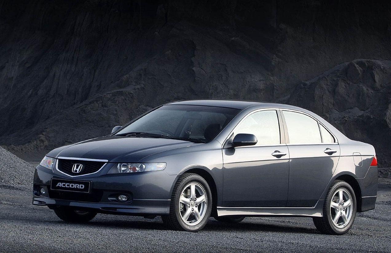 Honda Accord Vii Z Drugiej Ręki Autokult Pl