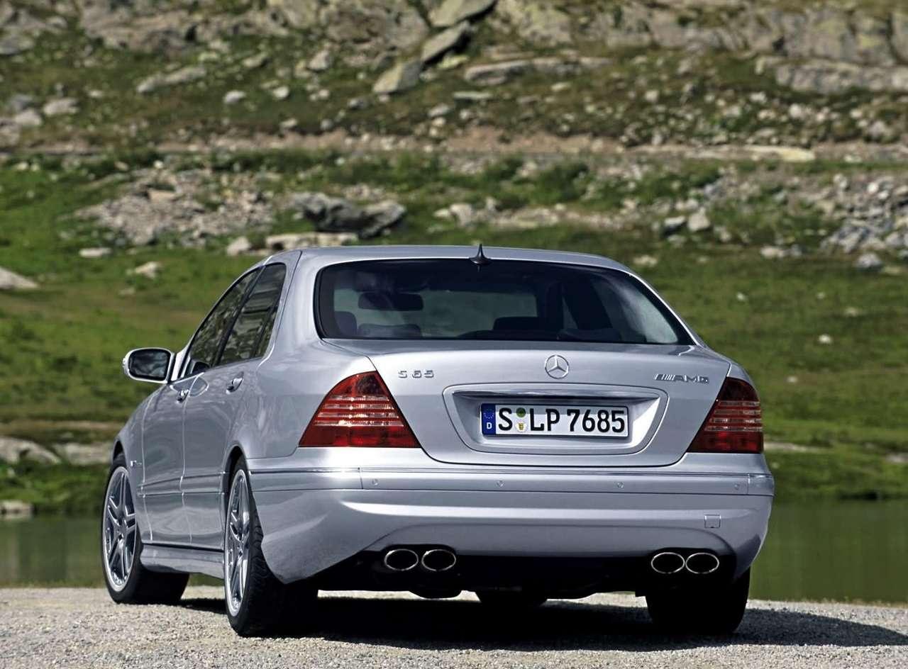 Mercedes Benz Klasy S W220 Awarie I Problemy Autokult Pl