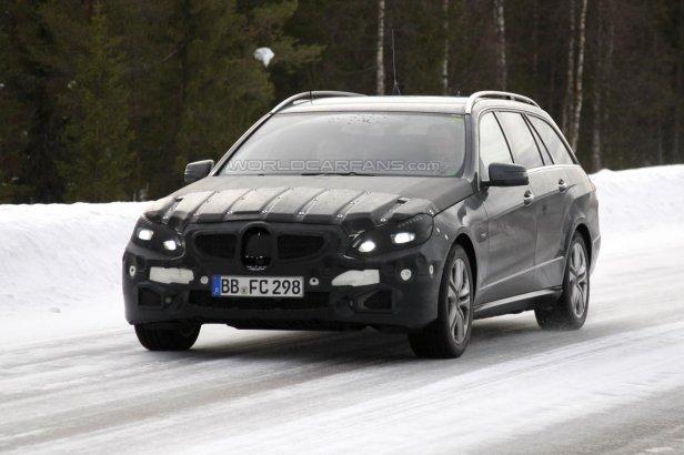 Mercedes klasy E FL
