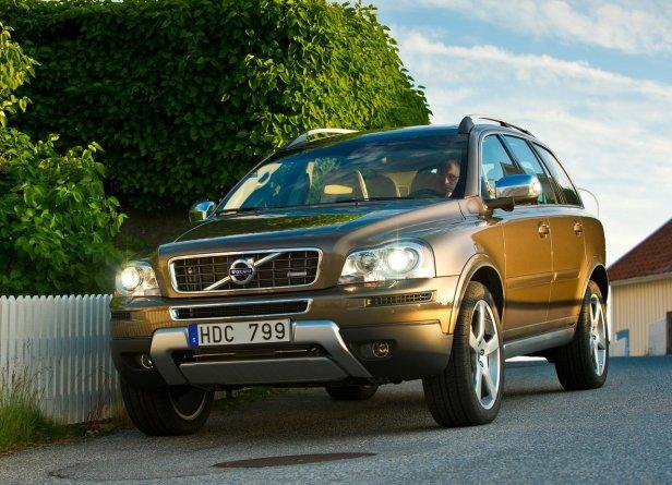 Volvo XC90 po drugim faceliftingu