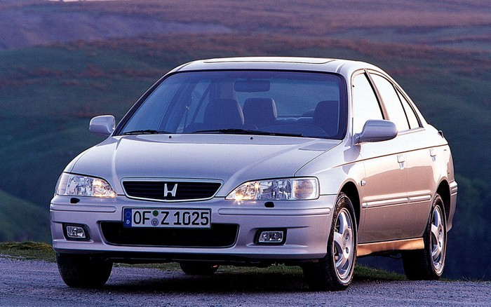 Honda Accord VI [awarie i problemy]