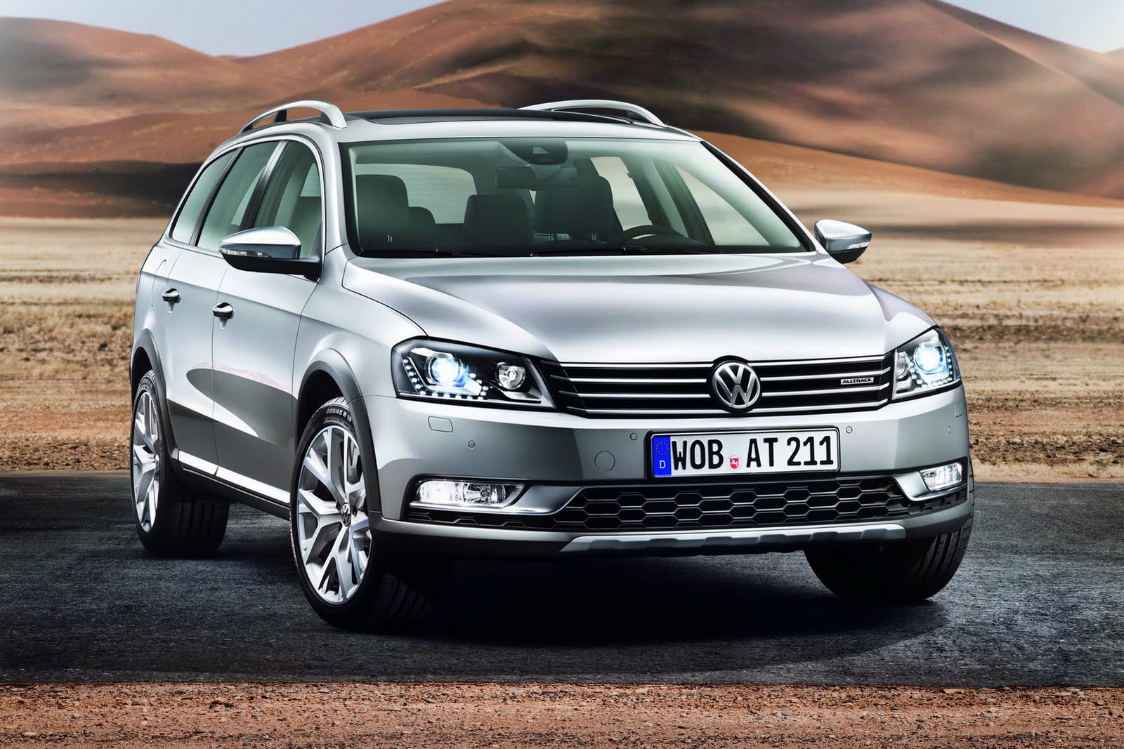 Volkswagen Passat Alltrack – polski cennik