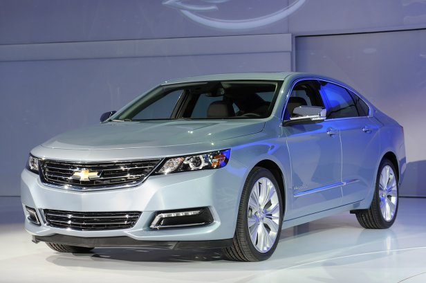 Chevrolet Impala 2013 (fot. Copyright 2012 Drew Phillips /AOL)