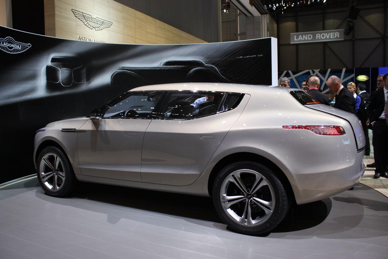 Nieoczekiwany powrót? – Aston Martin Lagonda ponownie trafi na