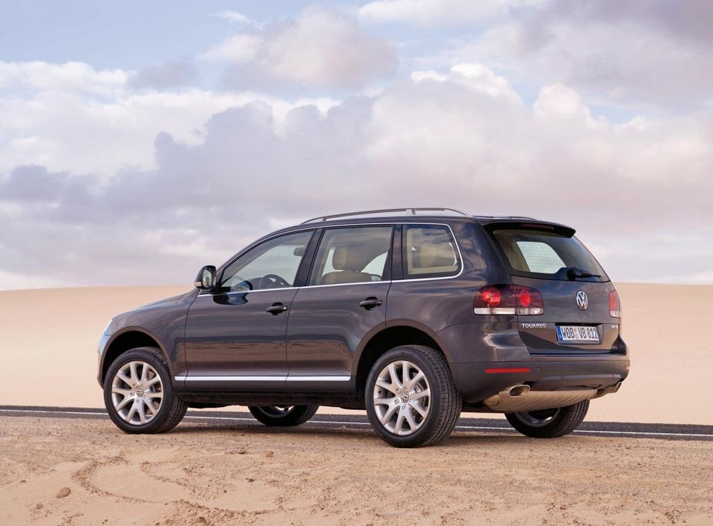 Volkswagen Touareg 2007 фотограф…