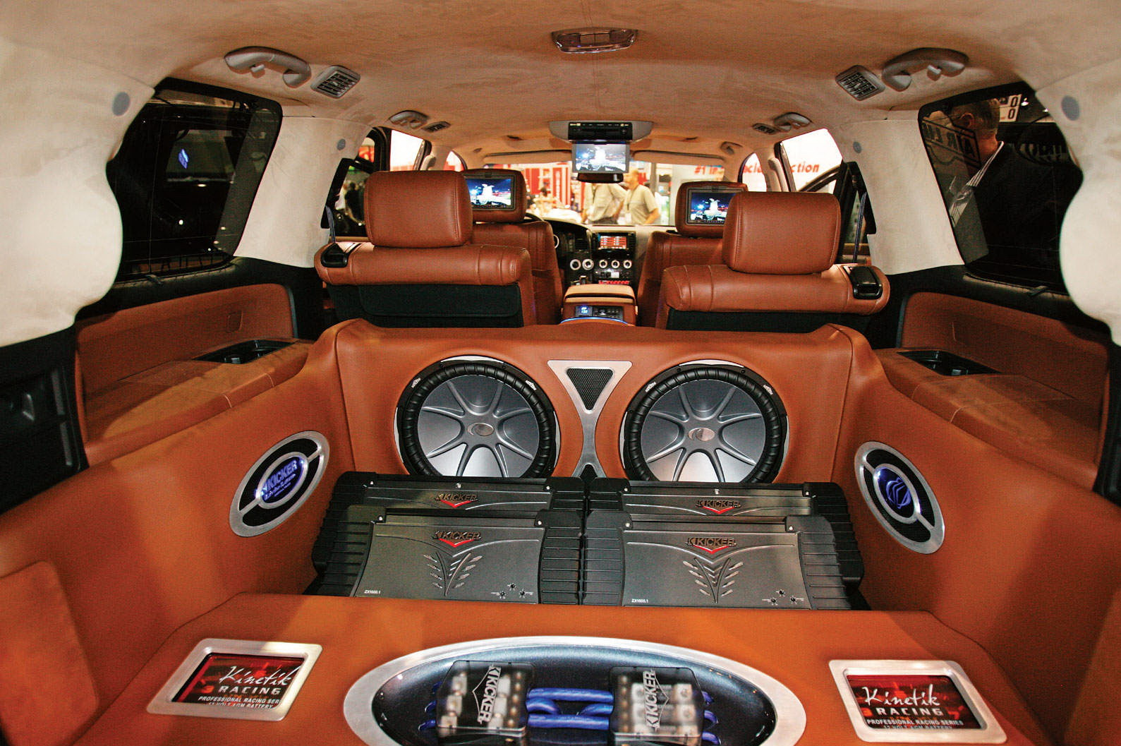 Custom Car Stereo Systems Installation on Car Audio Systems