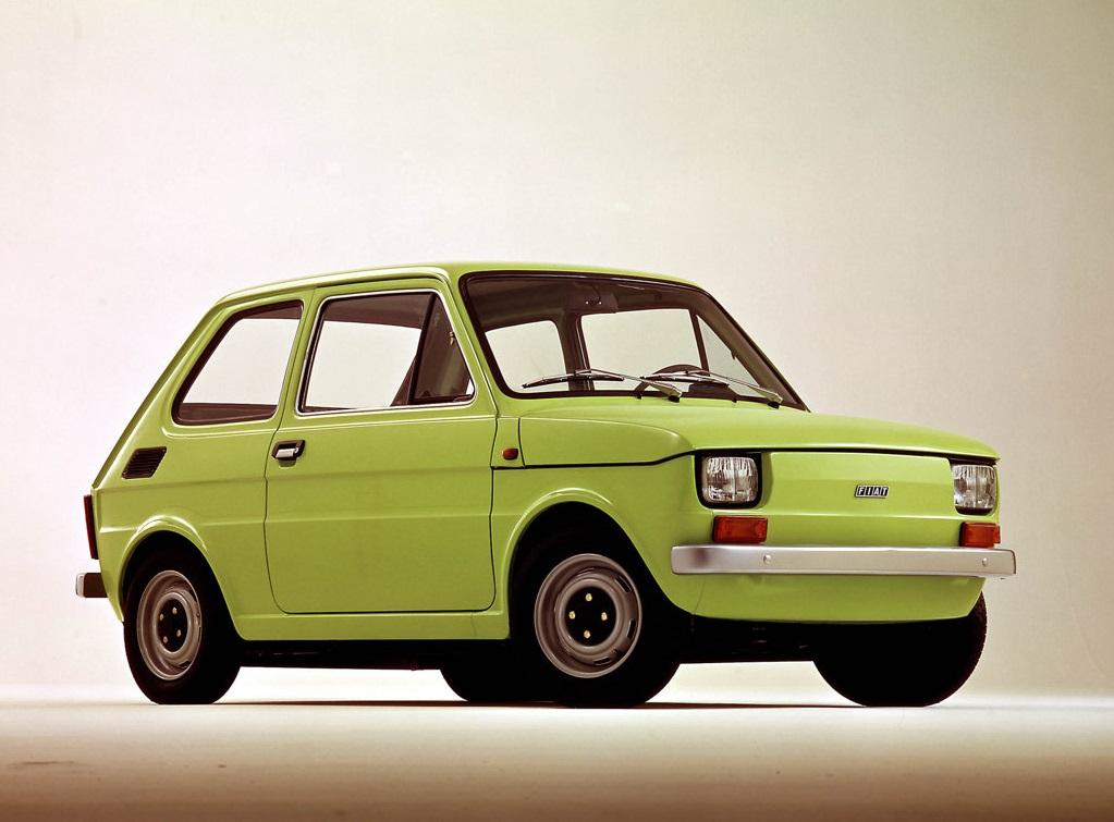 Автомобиль FIAT 126.