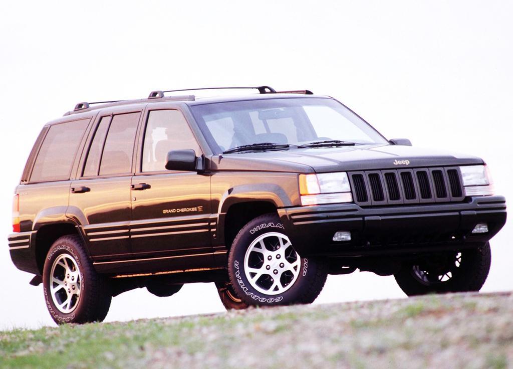 TUDO SOBRE FORA DE ESTRADA: Jeep Grand Cherokee ZJ