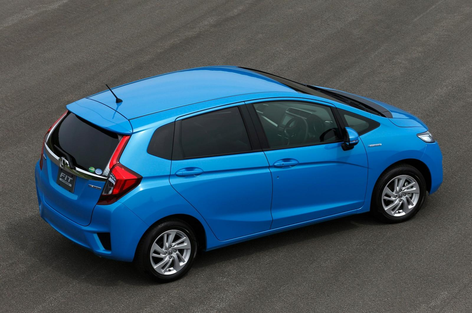 2014 Honda Jazzfit Hybrid Pierwsze Informacje Autokultpl