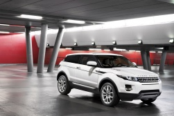 Range Rover Evoque oficjalnie! [wideo]