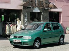 Volkswagen Polo 6N [awarie i problemy]