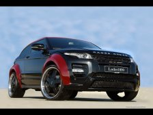 Uziemiony  Loder1899 Evoque Coup SD4 2.2 Horus (2012)