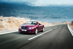 2013 Bentley Cotinental GT Speed Convertible – oficjalna premiera