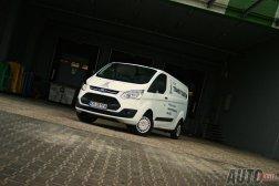 Ford Transit Custom Van (L2) 290L 2,2 TDCi 125 KM - dostawczak z doświadczeniem [testautokult.pl]