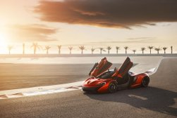 McLaren P1 na Bahrain International Circuit [galeria]