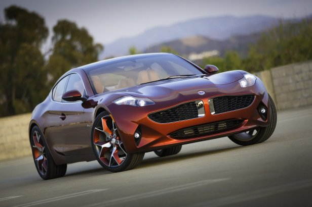 Fisker Atlantic - Fisker potrzebuje 150 mln dolarw