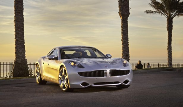 Fisker Karma - Fisker wstrzymuje produkcj Karmy
