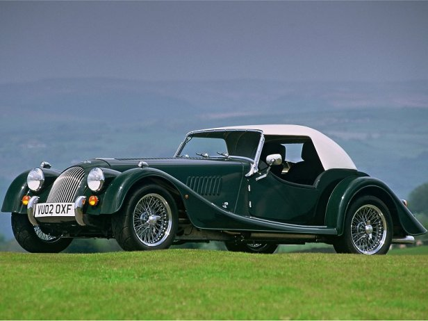 morgan-plus-8-02 - Sportowe auta, ktrych nie kupisz w Polsce [cz.&nbsp;2]