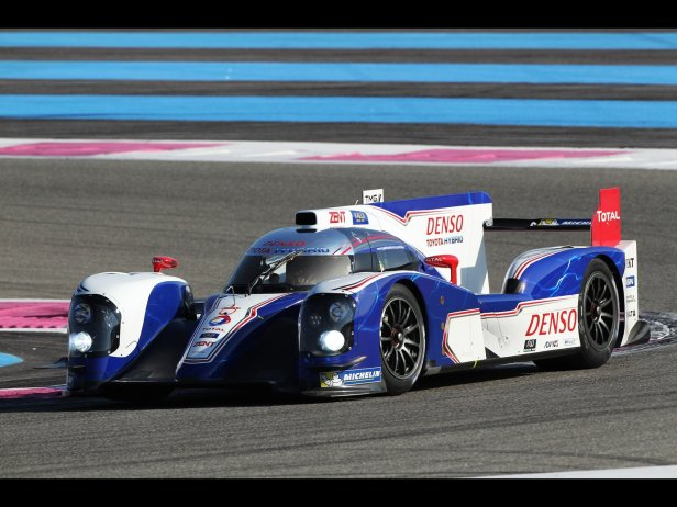 Toyota TS030 Hybrid (2013) fot.1 - Audi RS5 w DTM, nowe R18 w Sebring, ulepszona Toyota TS030, Alpine wraca do Le Mans [wycigi]